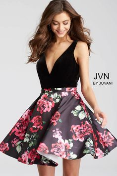 99dbad39b52b1 JVN by Jovani Homecoming JVN54510 Chic Boutique: Largest Selection of Prom,  Evening, Homecoming, Quinceanera, Cocktail dresses & accessories.