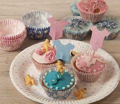 """Résultat de recherche d'images pour """"muffin baby shower thermomix"""""""