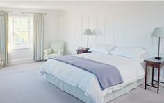 The aqua suite comprises of two bedrooms, a large super king size room and a smaller second super king size room/dressing room. The bed in the second … - myeasyidea sites Interior Decorating Styles, New Interior Design, Easy Home Decor, Cheap Home Decor, Two Bedroom, Bedrooms, Futuristic Interior, European Home Decor, Luxury Accommodation