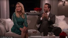 'I think we're ready to see Elle': Reese Witherspoon delighted audience members and hosts ...