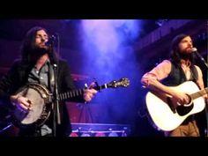 The Avett Brothers live - The New Love Song (Scott changing lyrics) - @ Fabrik in Hamburg 2013-03-05