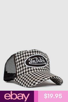 0ba7bba51e9 Von Dutch Hats  eBay Clothing