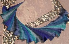 Wingspan pattern by maylin Tri'Coterie Designs