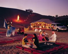 The Best Five Things to do in Dubai Desert Safari