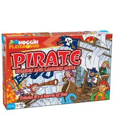 Pirate Snakes and Ladders Game Pirate Games For Kids, Pirate Activities, Pirate Preschool, Snake Game, Pirate Theme, Classroom Themes, Baby Clothes Shops, Baby Shop, Playground