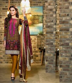 b6d3b9962c 69 best Gul Ahmed Trencia Satin Silk Collection 2016 images | Silk ...