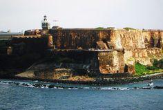 Old San Juan <> Pureto Rico
