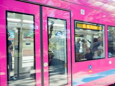 Did You Ever See a Pink Train? Will It Encouragement You to Design the Outrageous? Read more. #design #presentation #photography