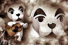 K.K Slider (Animal Crossing) by MichelRT
