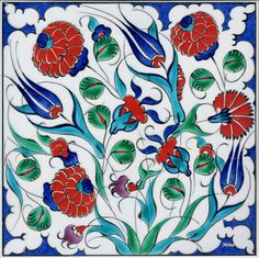 İznik Turkish Tile