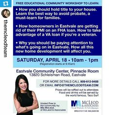 Repost @themcleodteam Join the McLeod Ninjas for a great networking opportunity full of quality Real Estate and Mortgage information… Not to mention a taco man! #Eastvale #TheMcLeodTeam #NinjaRealtors...