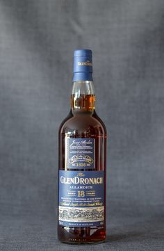 GlenDronach 18 Single Malt Scotland Rich, Dried Fruit, Spices