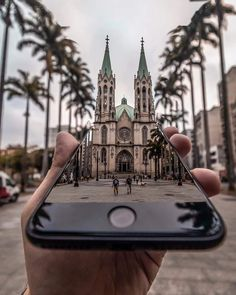 most famous church in São Paulo, Brazil. The most famous church in São Paulo, Brazil.The most famous church in São Paulo, Brazil. Instagram Photography, Photography Photos, Night Photography, Creative Photography, Digital Photography, Amazing Photography, Nature Photography, Travel Photography, Photography Courses
