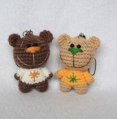 МАРУСЯ ❤ Вязаные игрушки ручной работы