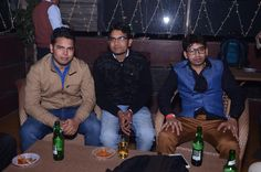 New Year Party With Jayan and Aryan