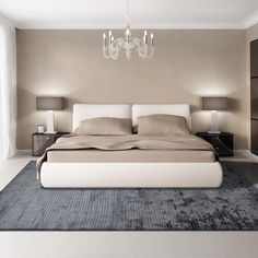 Discover the Ultimate Master Bedroom Styles and Inspirations Master bedrooms, minimalistic bedrooms, luxury bedrooms and everything bedroom related with a variety of choices that will fit any modern, rustic or vintage home for a great nights sleep. Luxury Bedroom Design, Modern Master Bedroom, Master Bedroom Design, Minimalist Bedroom, Home Bedroom, Bedroom Decor, Bedroom Ideas, Master Bedrooms, Master Suite