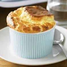souffle au fromage avec thermomix