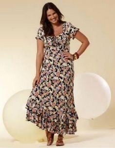 vestidos para el verano para gorditas - Buscar con Google