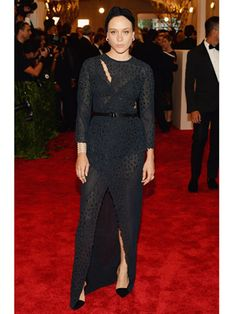Celebrity Red Carpet Looks from the Met Gala 2013 - Met Gala Red Carpet Fashion 2013 - Marie Claire Chloe sevingy
