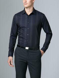 Hayden Stripe Shirt by Michael Kors on Gilt