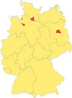 States of Germany - Wikipedia, the free encyclopedia