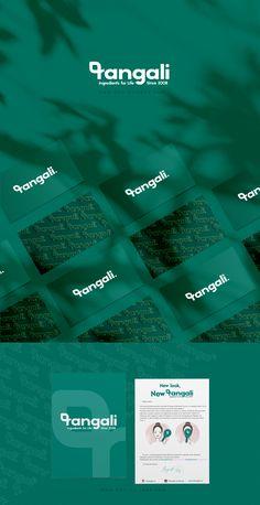 Rangali - Brand Identity www.One-Giraphe.com  #logo #logos #brandidentity #logodesign #logodesigner #graphic #graphicdesign Logo Design, Graphic Design, Art Director, Brand Identity, Creative Art, Cosmetics, Logos, Beauty, Logo