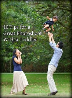 10 Tips for Toddler Photoshoot