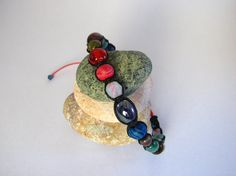 Hand Crafted Beautiful Macrame Bracelet Made by NicenessForYou