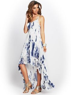 GUESS Women's Sleeveless Marble-Print Maxi Dress,... - VetheBox.com - Fashion Jewelry,handbags,clothing  dresses,girl,fashion share by vthebox.com