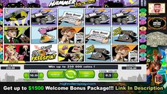 Hammer Online casino slot the super big win. Online Casino Slots, Best Online Casino, Online Casino Bonus, Evil Doctor, Win Online, Coin Values