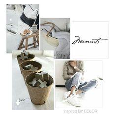 Natural moments  #moodbaord #lifestyle #fashion #interior #natural
