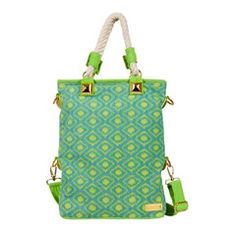 I love this bag from Push Pull. It will be mine!