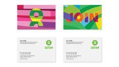 Oxfam - Wolff Olins