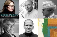 Special Summer Series of Design Matters with Debbie Millman: OBlog: Design Observer