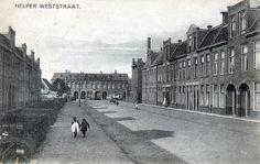 https://flic.kr/p/fwvb6T | Groningen Helper Weststraat ca. 1917