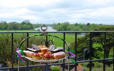 Starting today, our Wimbledon Afternoon Tea is available to the 5th July, delicious afternoon tea with a Wimbledon twist. Savour finger sandwiches, Petersham pastries, scones with clotted cream and jam, and a selection of fine teas whilst taking in the unspoilt panoramic views of the River Thames. Wimbledon Afternoon Tea - £24.50 Add a glass of Champagne - £12.50 Call 020 8939 1084 or email restaurant@petershamhotel.co.uk to place a reservation.