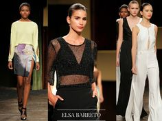 Elsa Barreto, Portugal Fashion. O Porto 2015