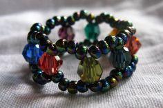Joyería y Tutoriales. Aprenda cómo hacer la joyería - Clases partida & alambre de la joyería: Destacado GRATIS Beaded Joyería Tutoriales