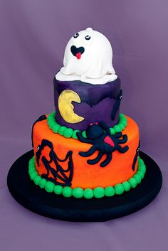 Kids Halloween Cake, Reported by www.imlol.net