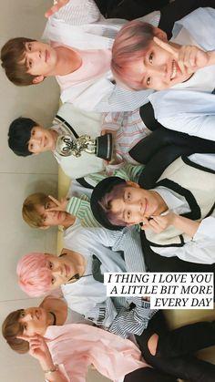 I love BTS ❤️❤️