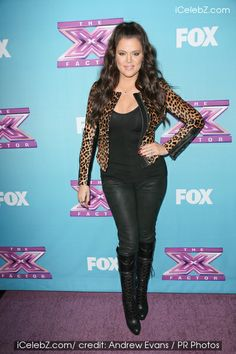 Khloe Kardashian http://www.icelebz.com/celebs/khloe_kardashian/photo32.html