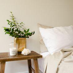 Linen Sheet Set with pillowcases