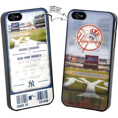 New York Yankees Lenticular Ticket iPhone 5 Case - $8.54
