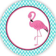 Mickey Birthday Cakes, Birthday Logo, Flamingo Birthday, Flamingo Party, Arte Latina, Flamingo Craft, Flamingo Wallpaper, Aloha Party, Cute School Supplies
