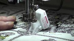 "Bernina 7 Series""Stitch Regulator""  Part one - YouTube"