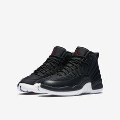 Air Jordan 12 Retro - 'Neoprene' Black/White/Gym Red