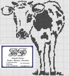 Cow, found on : http://www.brigittedadaux.com/180-categorie-10092872.html