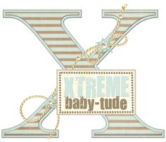 Alfabeto bebe..X