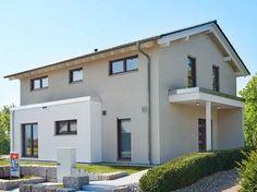 Einfamilienhaus mit Satteldach - Musterhaus Mannheim R 111.20 - Fingerhut Haus - Weitere tolle Ansichten auf Musterhaus.net