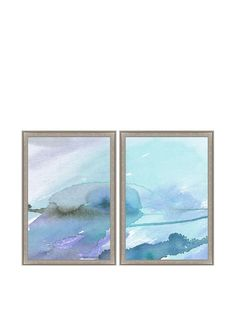 Blue Watercolor Abstract Diptych Framed Giclée Print, http://www.myhabit.com/redirect/ref=qd_sw_dp_pi_li?url=http%3A%2F%2Fwww.myhabit.com%2Fdp%2FB00I5H81KG